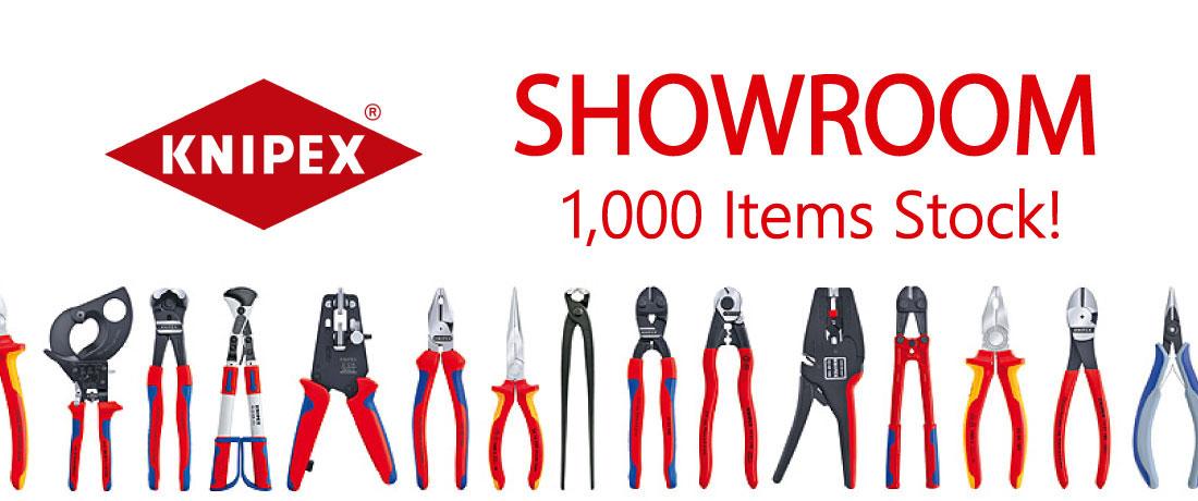 クニペックス KNIPEX ショールーム showroom/ニッパー、プライヤーレンチ、コブラ、ラジオペンチ、スナップリングプライヤー、アリゲーター、ケーブルカッター
